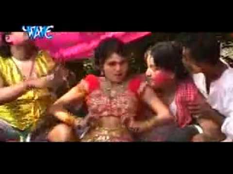 Videomix New Bhojpuri Holi 2013 Songs Cholia Sai Phakata Garam Ras By Kalpana Ji video