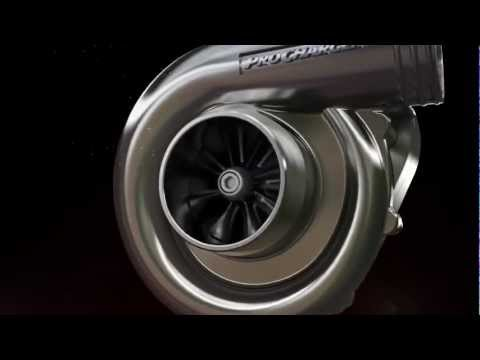 Forced Induction: 3D Supercharger Animation