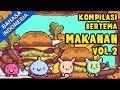 Lagu Lagu Anak Untuk Balita  Kompilasi Bertema Makanan Vol.2  Lagu Anak 2019 Terbaru  Bibitsku