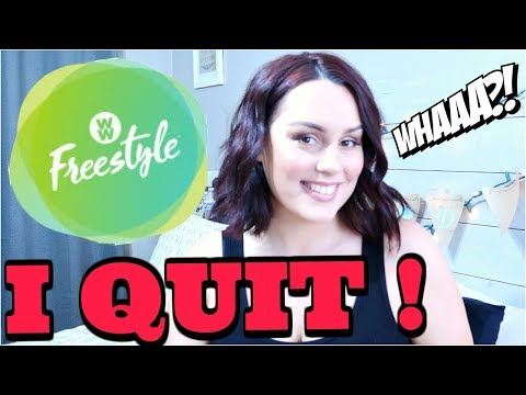 QUITTING WEIGHT WATCHERS FREESTYLE / HOW I'M GOING TO LOSE 20 LBS  /  DANIELA DIARIES