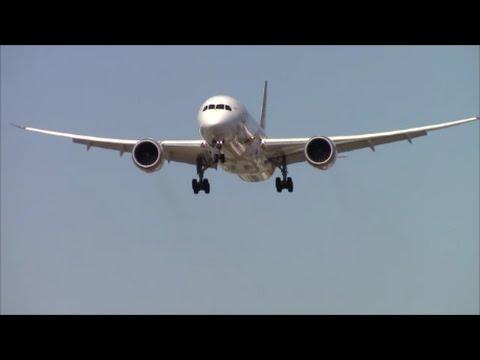 Hainan Airlines 787-8 [B-2729] landing in Toronto on RWY 23