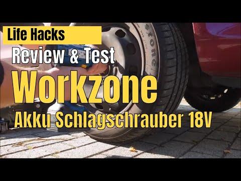 Akku Schlagschrauber Test [18 Volt zum Reifen selber wechseln geeignet?]