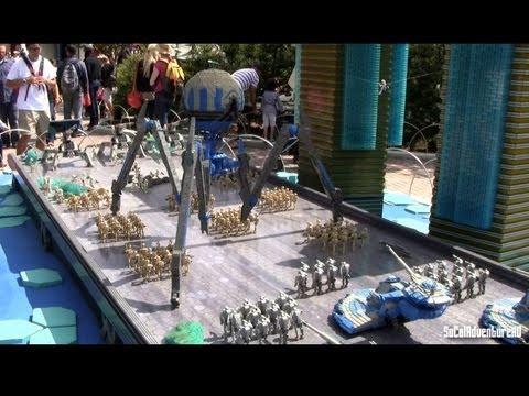 kort over Legoland hd pron