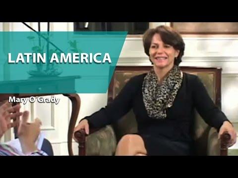 UFM edu - Mary O´Grady talks about Latin America