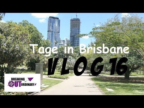 Vlog #16 ⎮ Botanischer Garten, Spielzeug und Story Bridge ⎮ Brisbane/Australien