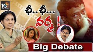 Big Debate On RGV's Comments and Sri Reddy Controversy | #SocialActivistsDevi | #Varma