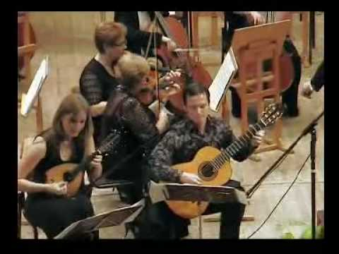 Вивальди Антонио - Концерт Соль мажор для двух гитар и оркестра 1
