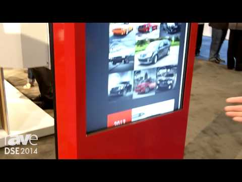 DSE 2014: Premier Mounts Shows rAVe Its Totally Custom CUS-KIOSK