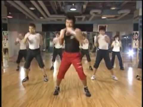 【ダイエット ダンス動画】ポッコリお腹、ウエストを引き締める、楽しく痩せる体幹エクササイズ運動!  – 長さ: 5:06。