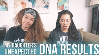 Daughters Shocking Ancestry DNA Results!!!!