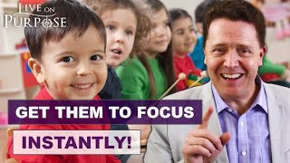 How To Get Kids To Focus Better