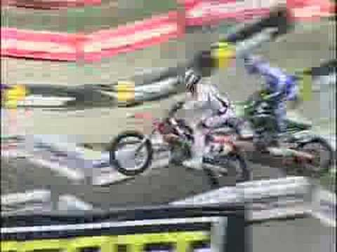 Supercross - Seattle - Supercross Practice