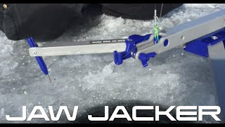 How to use a Jaw Jacker - Jaw Jacker Ice Fishing