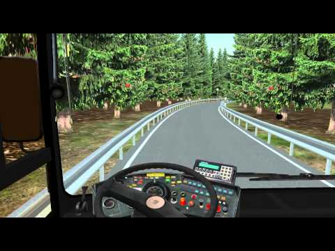 Omsi Bus Simulator: Sounds of Volvo B12BLE [Version 1]