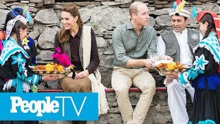 Kate Middleton 'Impressed' By Prince William Geography Skills Highlighting Climate Change | PeopleTV
