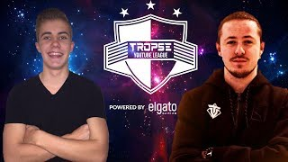 ALLT ELLER INGET!!! | HRGULD VS ZUNO | TROPSE YOUTUBE LEAGUE BRONSMATCHEN