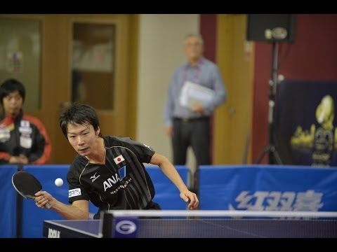 Qatar Open 2014 Highlights: Ma Long vs Masato Shiono