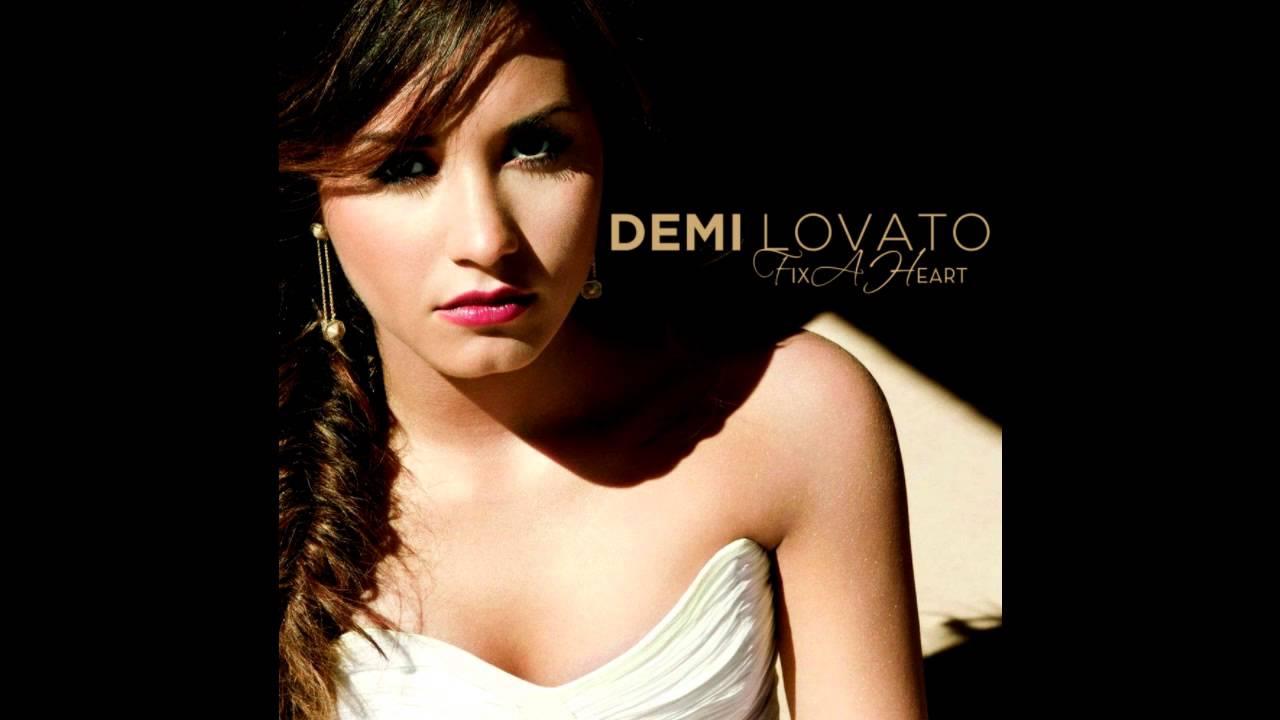 Demi Lovato Fix Heart Speed Youtube