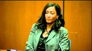 Conrad Murray Trial - Day 3, September 29, 2011 - Kai Chase (4 of 5)