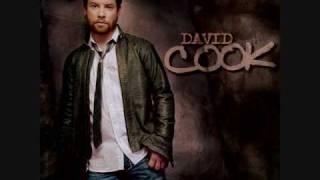 Watch David Cook Mr Sensitive video