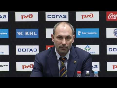 Сочи - Салават Юлаев: пресс-конференция