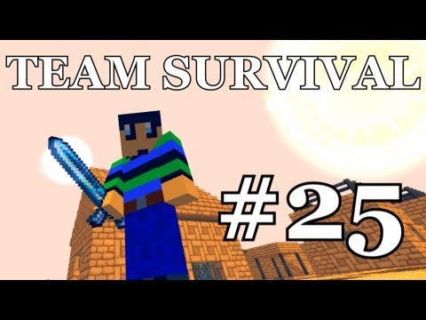 Minecraft - Team Survival #25 Oosterlingen..