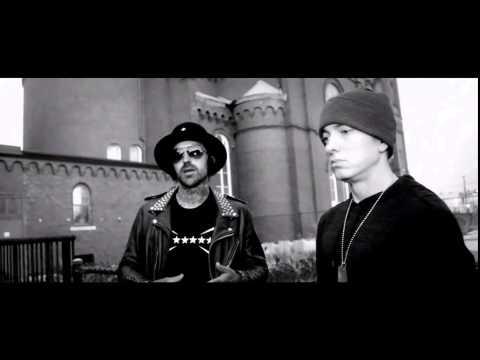 Yelawolf & Eminem Talk 'Love Story' Collaboration,