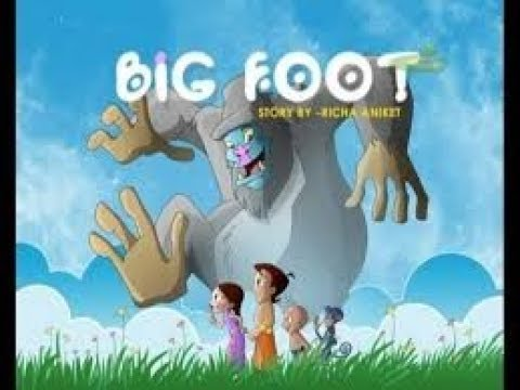 Chhota Bheem - Big Foot video