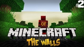 Minecraft The Walls: blow i reZi vs. skkf i Masterczułek (cz. 2 WALKA)