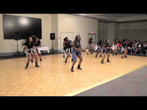 UWG African Student Association: Dance Competition 2015