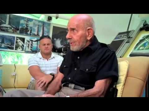 Visiting The Venus Project | Jacque Fresco | Part 1 of 2
