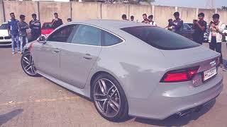 AUTOCAR PERFORMANCE SHOW 2018 | LAMBORGHINI ,LEXUS ,CLASSIC CARS | 100KMPH