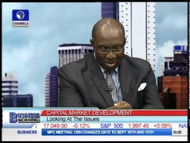 Capital Market Development: Looking At The Issues. PT3