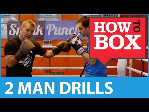 Two Man Drills - Learn Boxing (Quick Videos) Image 1