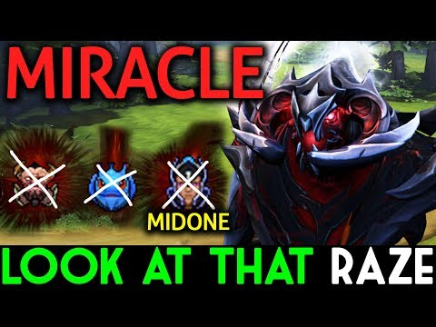 Miracle- Dota 2 7.07 [Shadow Fiend] Look at that raze