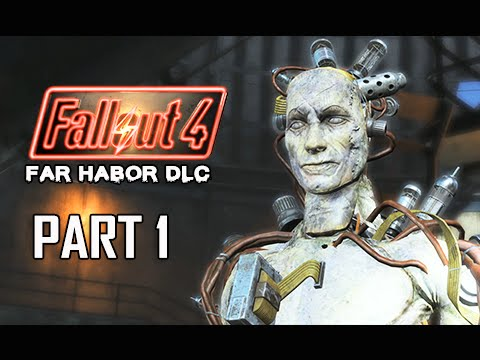 Fallout 4 Far Harbor DLC Walkthrough Part 1 - Far From Home (PC Ultra Let's Play)