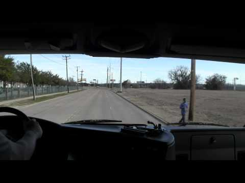 Class A CDL Road Test Garland Texas