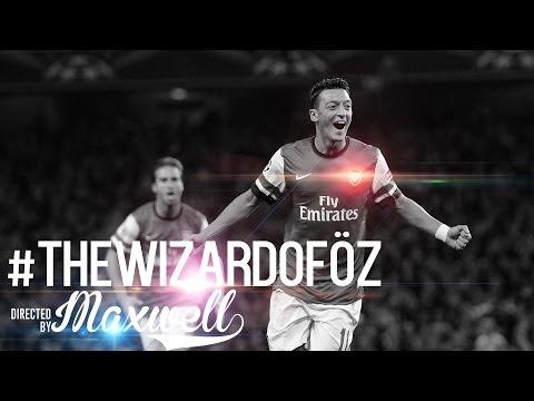 Mesut Özil - #TheWizardOfÖz | directedbyMaxwell