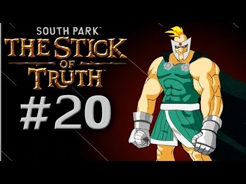 South Park Stick of Truth Walkthrough Episode 20 - Grinding Gameplay Lets Play Part 20