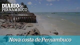 Nova costa de Pernambuco