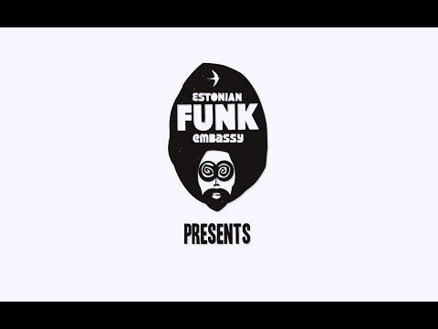 Estonian Funk Embassy presents at Tallinn Music Week