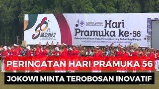 download lagu Hari Pramuka 2017, Jokowi Inginkan Pendekatan Kekinian gratis