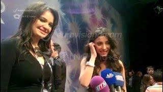 """Eurovision 2016 Azerbaycan temsilcisi """"Samra""""nın 1. yarı final sonu değerlendirmesi"""