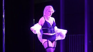 Ella Stryker - High Heels & Steel - Burlesque