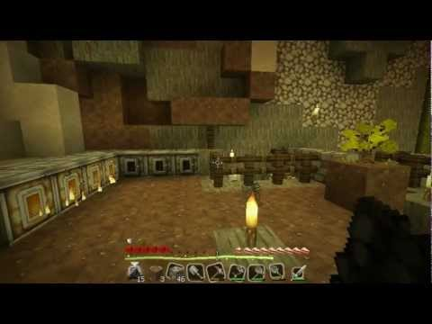阿神的minecraft教室『Underground!』Ep.06-Question time!