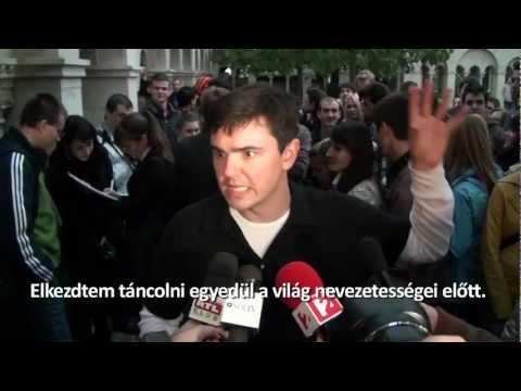 Balázs utazik - Where the Hell is Matt? Budapesten