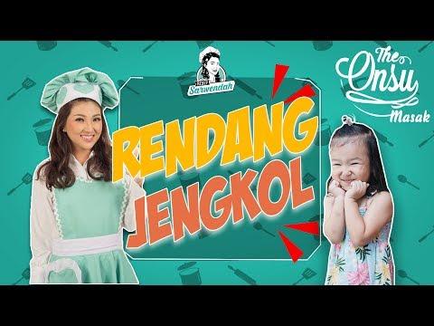 RESEP SARWENDAH -- RENDANG JENGKOL