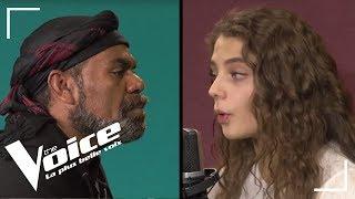 Download Lagu Johnny Hallyday - Je te promets | Maëlle vs Gulaan | The Voice France 2018 | La Vox des Talents Gratis STAFABAND