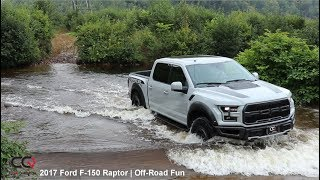 2017 / 2018 Ford F-150 Raptor | Off Road Fun / Sand Test | Part 8/9