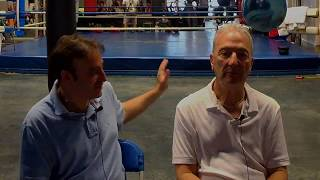 The Abrams Boxing Hour: Featuring J Russell Peltz